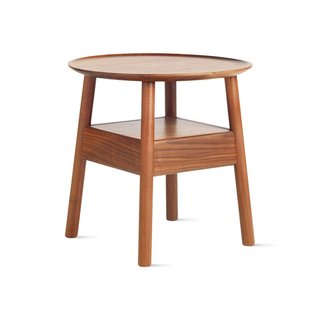 Gabriel Tan Edge Bedside Table