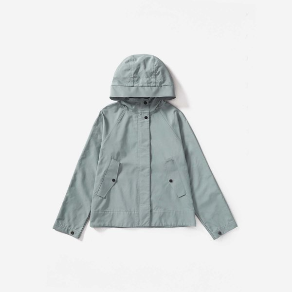 Everlane Women's Cropped City Anorak