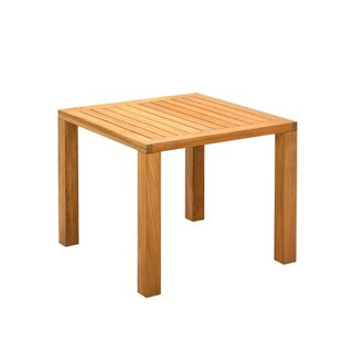 Gloster Large Square Side Table