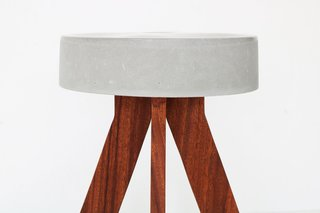 Dwell Made Presents: DIY Concrete Stool - Photo 15 of 16 -