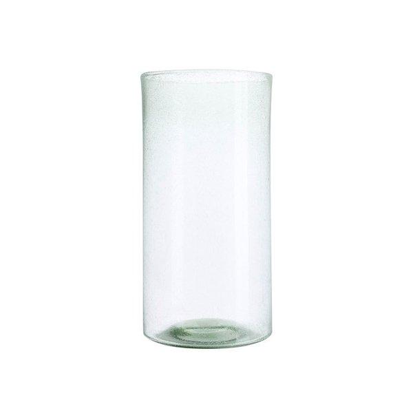 Pottery Barn Oversized Bubble Glass Hurricane – Tall