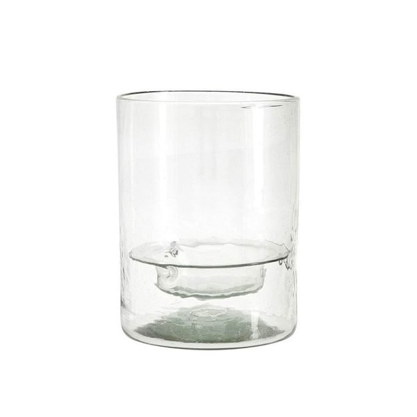 Pottery Barn Glass Display Hurricane – Small