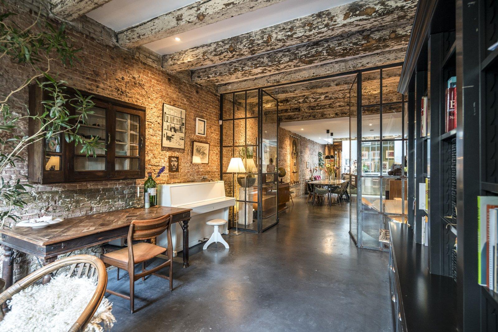 Living Room -  The Prinseneiland House
