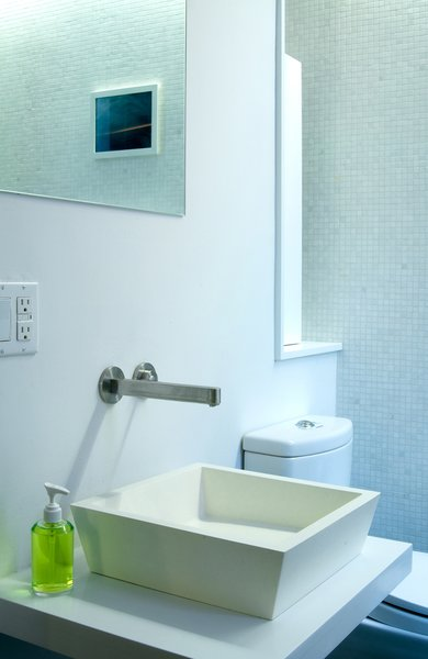 Bath Room and Vessel Sink  Park Avenue Studio