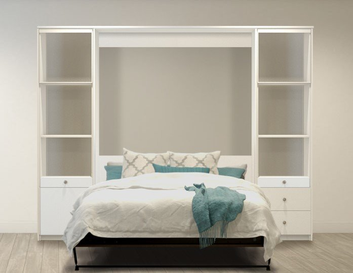 Photo 10 of 11 in Sofa Bed Versus Wall Bed: What's Best For Your Small Space?