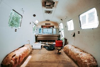 A Photographer Couple's Airstream Renovation Lets Them Take Their Business on the Road - Photo 3 of 14 -