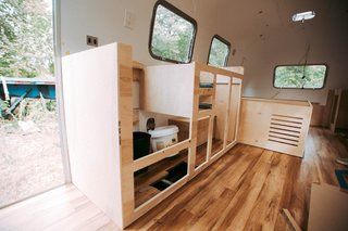 A Photographer Couple's Airstream Renovation Lets Them Take Their Business on the Road - Photo 8 of 14 -