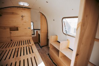 A Photographer Couple's Airstream Renovation Lets Them Take Their Business on the Road - Photo 9 of 14 -