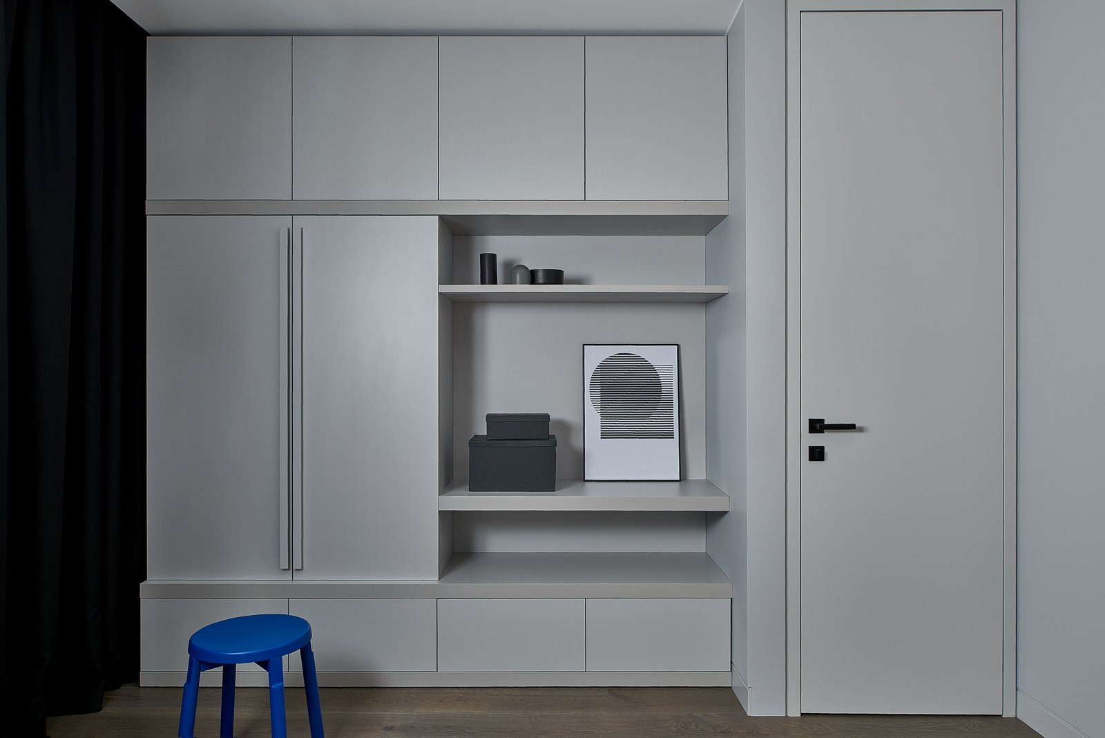 Storage Room, Closet Storage Type, Cabinet Storage Type, and Shelves Storage Type  Best Photos from Storage