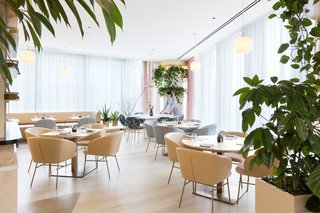 Vancouver's Botanist Restaurant Updates the Power Lunch