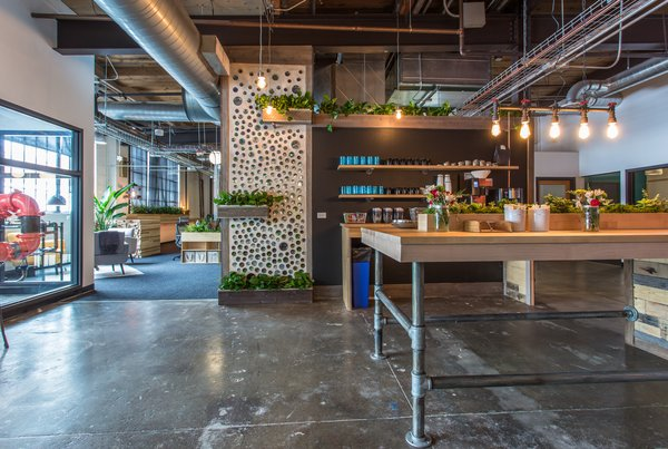 Design Means Business: Office Trends for 2018