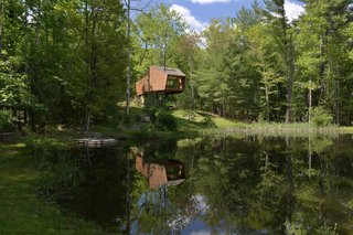 Sleep in This Romantic Tree House Just Outside NYC - Photo 10 of 10 -