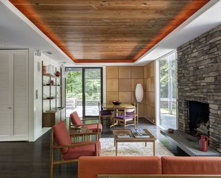 A Showstopping Midcentury in New Canaan Hits the Market - Photo 2 of 12 -