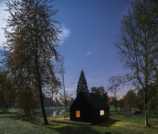 Built on a Budget, This Belgian Cabin Is Straight Out of a Fairytale - Photo 14 of 18 -