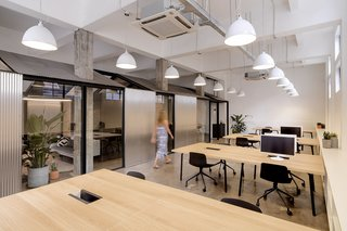 Herschel Supply's New Shanghai Office Revives the Lane House Style - Photo 3 of 12 -