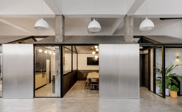 Herschel Supply's New Shanghai Office Revives the Lane House Style