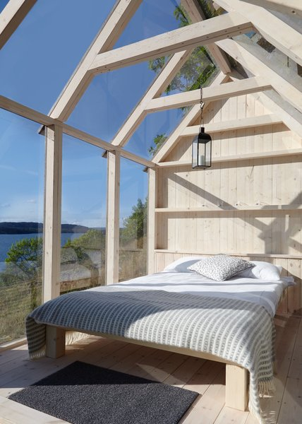 Stressed Out? Sweden's 72 Hour Cabins Are Designed to Soothe - Photo 3 of 9 -