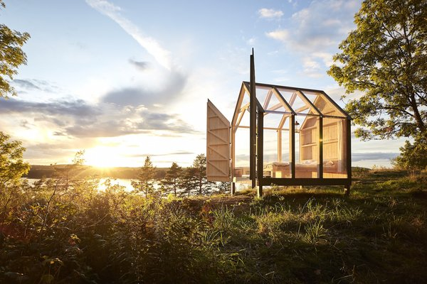 Stressed Out? Sweden's 72 Hour Cabins Are Designed to Soothe