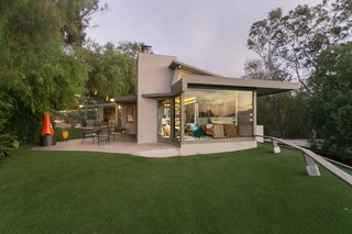 A Midcentury Schindler Gem With a Writer's Studio Asks $2.3M