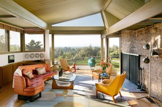 A Midcentury Schindler Gem With a Writer's Studio Asks $2.3M - Photo 1 of 16 -