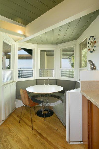 Medium Hardwood Floor  Photo 5 of 17 in A Midcentury Schindler Gem With a Writer's Studio Asks $2.3M