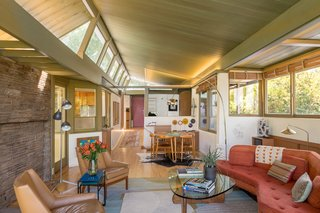A Midcentury Schindler Gem With a Writer's Studio Asks $2.3M - Photo 7 of 16 -