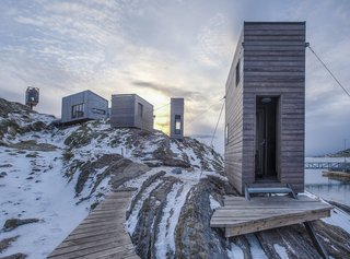 Grab Your Friends and Escape to a Remote Cabin Cluster on a Norwegian Island - Photo 7 of 11 -