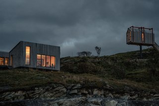 Grab Your Friends and Escape to a Remote Cabin Cluster on a Norwegian Island - Photo 9 of 11 -