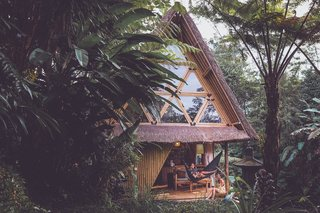 This Serene Bamboo Bungalow Rental Is a Slice of Paradise in Bali - Photo 2 of 14 -