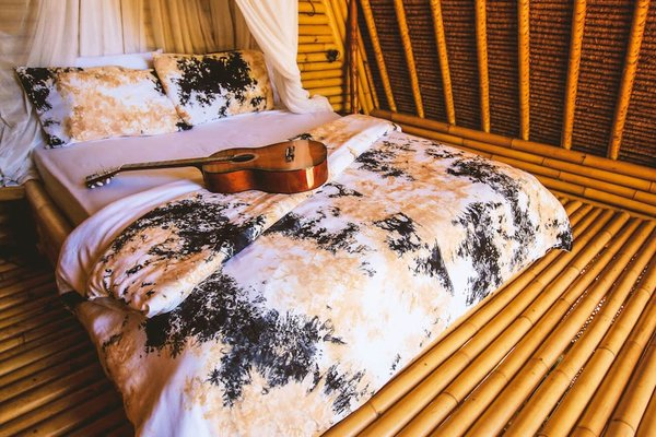 This Serene Bamboo Bungalow Rental Is a Slice of Paradise in Bali - Photo 10 of 14 -