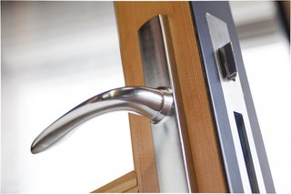 Hardware and finishes can be customized to match existing décor.