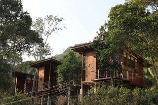 A look at the Niraamaya Retreats Cardamom Club in Thekkady, India.