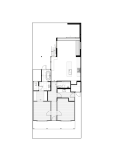 The Melbourne Vernacular floor plan.