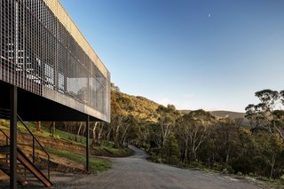 The Mount Macedon House is the first-ever building constructed on this site.
