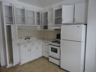 A look at the original kitchen from the 1950s.
