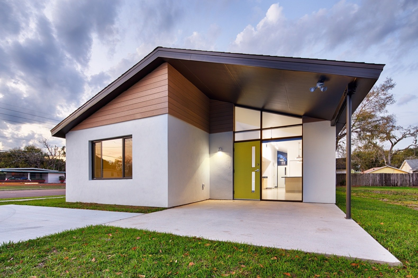Budget Breakdown: These Transitional Homes For At-Risk Clients Cost Less Than $200K