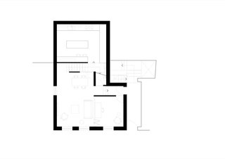 Here is the ground-floor floor plan.