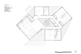 Goto House floor plan.