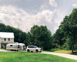 The family of four recently completed their 8,000-mile, one-month road trip. Starting from their home in North Carolina, they visited Colorado, Wyoming, Yellowstone, Oregon, California and Arizona.