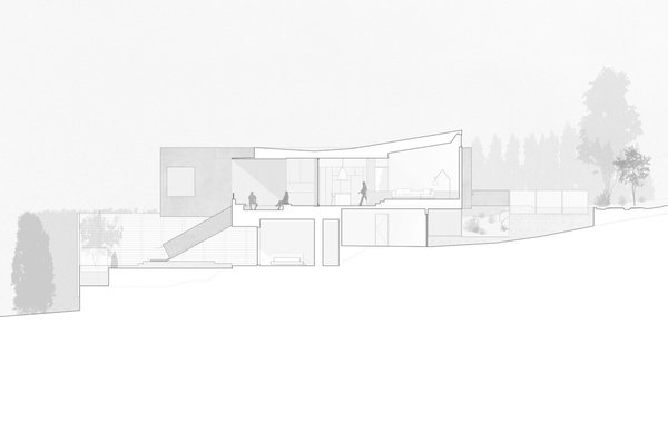 Container House section.
