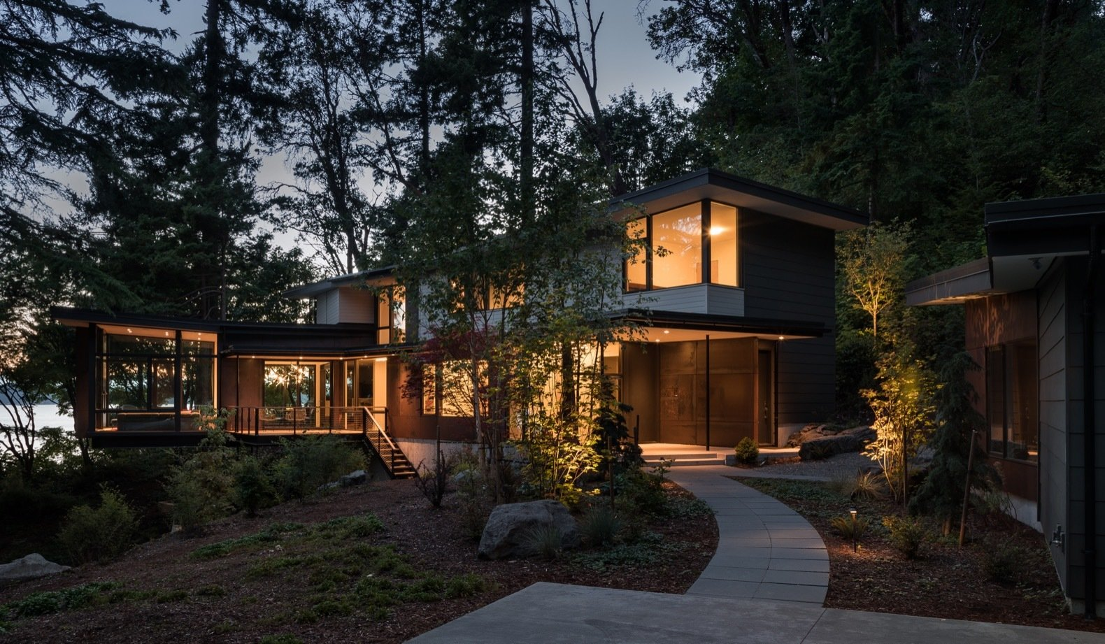 Tree House by DeForest Architects
