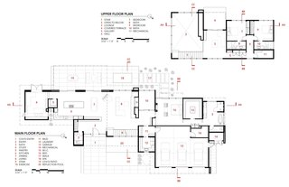 Wildwood House floor plans