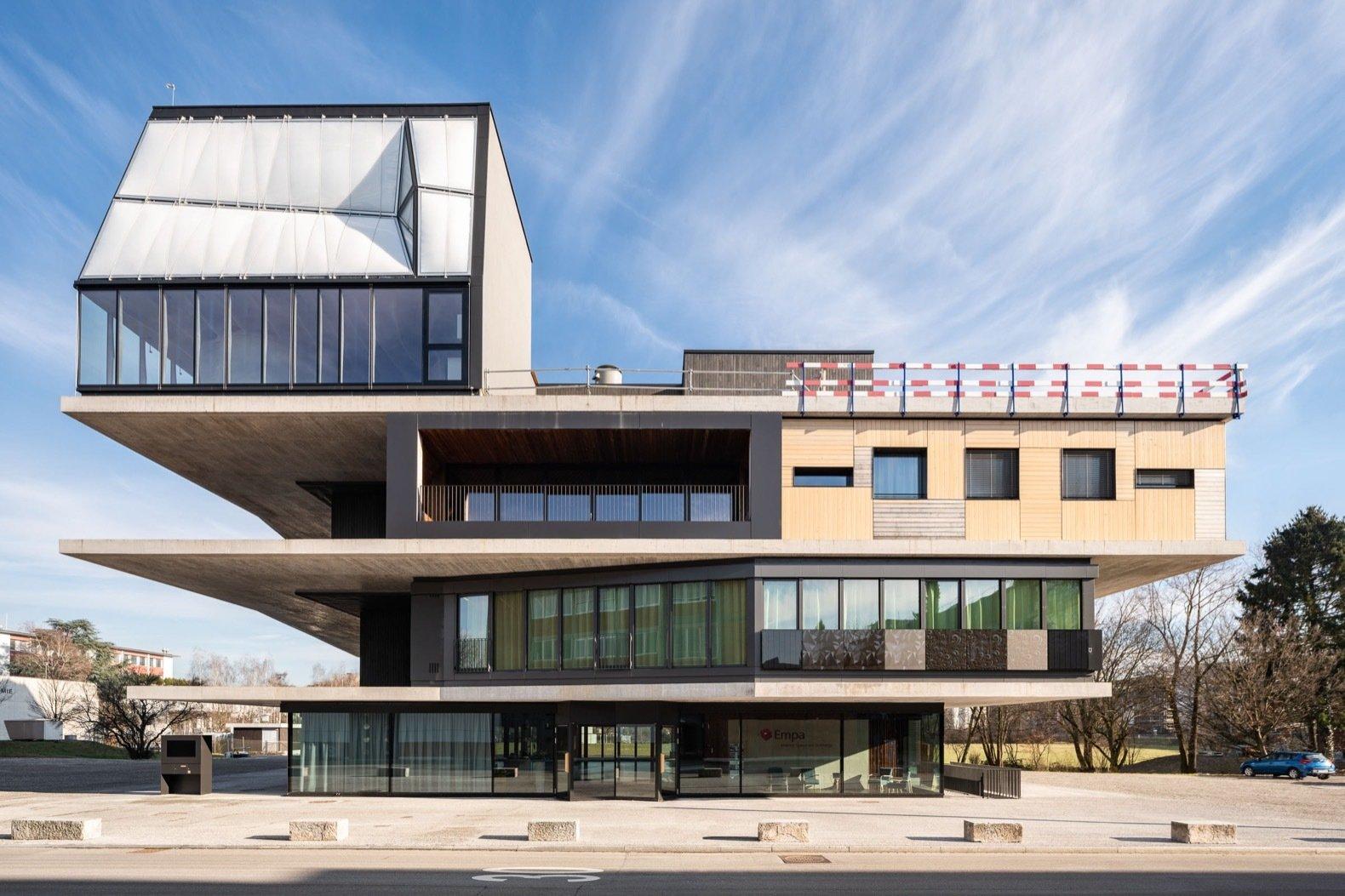 DFAB House by ETH Zurich