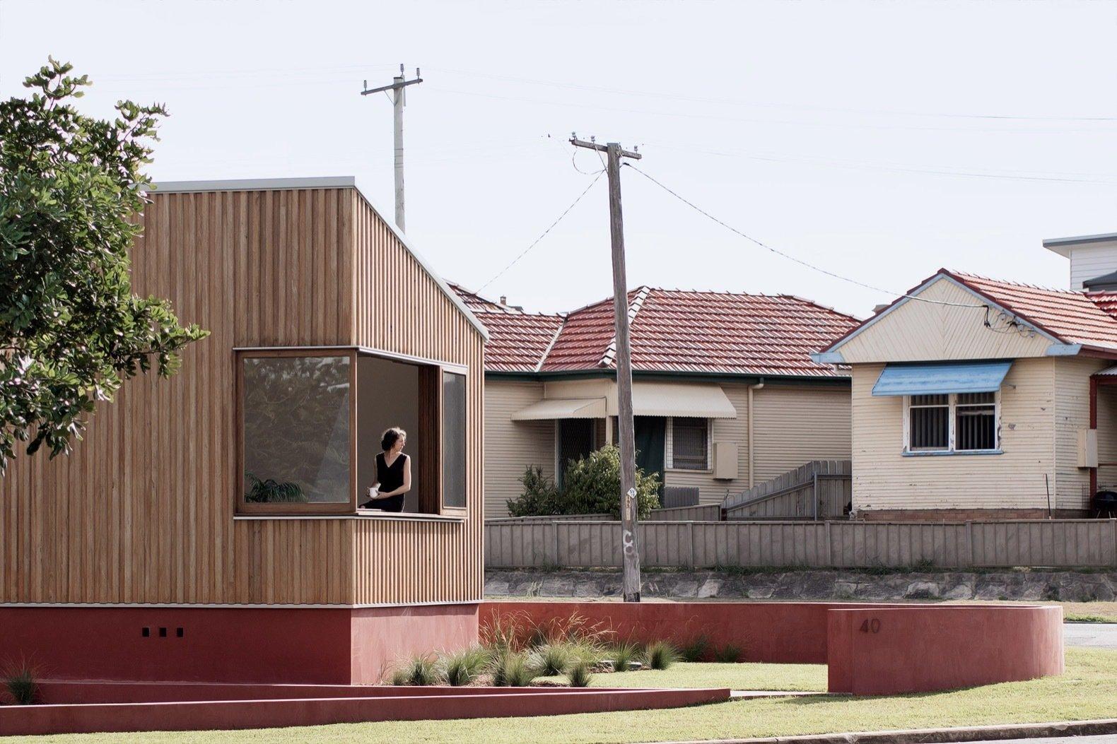 Three Piece House by TRIAS Studio