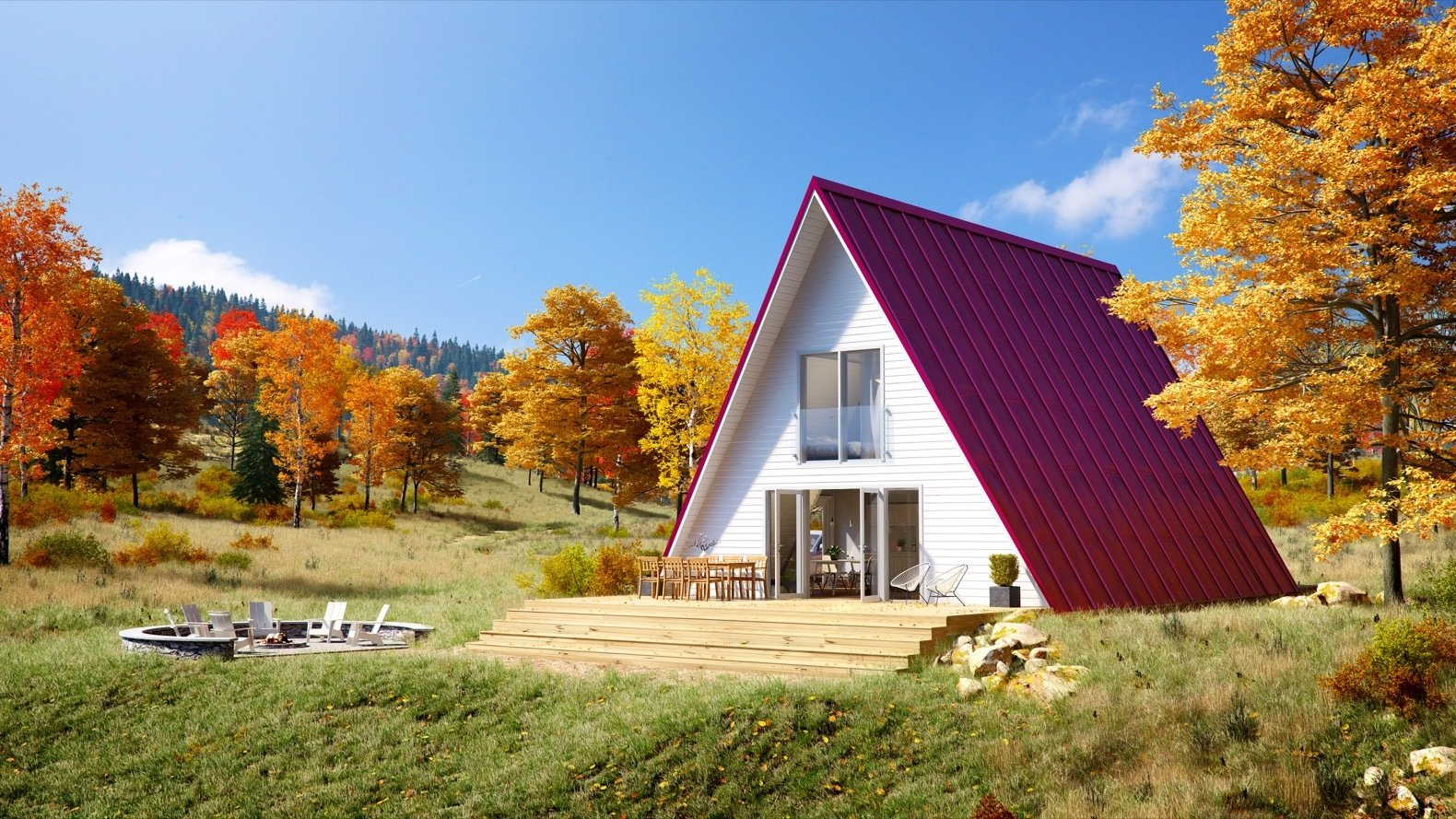 The Best A-Frame Kit House Companies