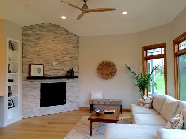 Photo 4 Of 16 In Modern Craftsman Style
