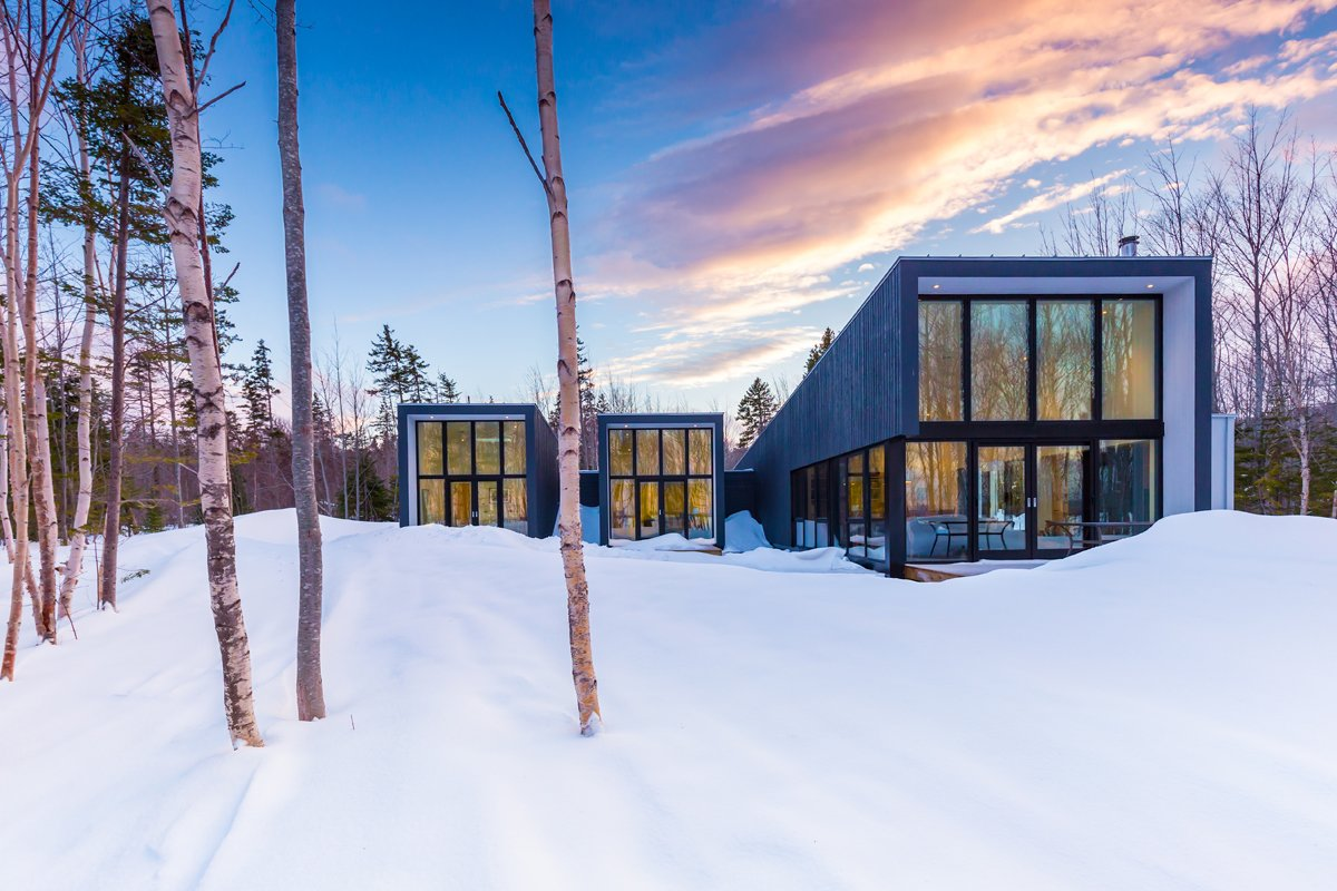 Top 5 Homes of the Week That Double as Winter Retreats