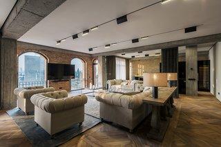 Rustic style apartment in Georgia