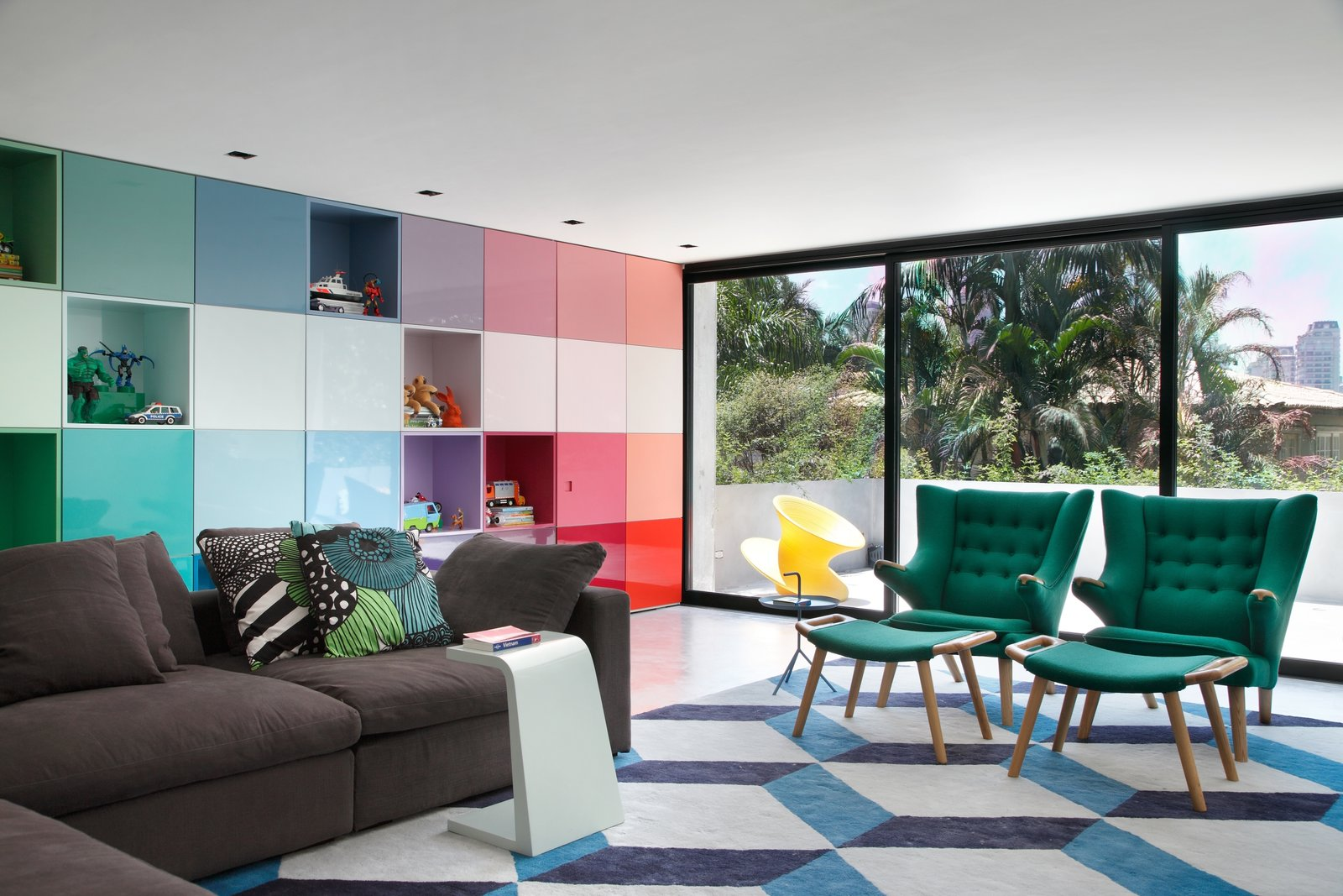6 Modern Paint Colors That Make A Bold Statement