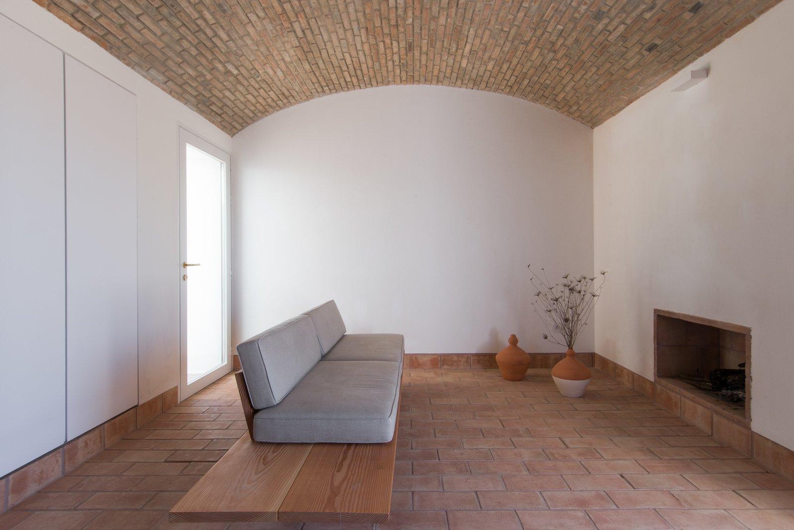 Living Room  Casa Modesta